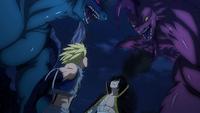 Twin Dragons vs. Scissor Runner & Levia.png
