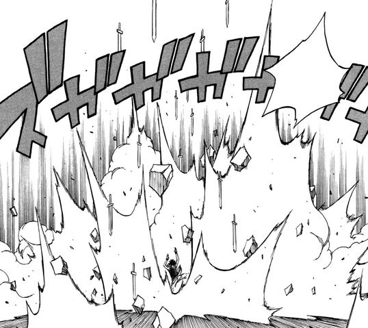 File:Erza attacking midnight with her swords.png