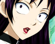 Ultear reaction when she saw Zeref