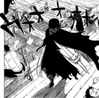 Mystogan returns to Fairy Tail