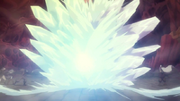 The Ice Mages clash