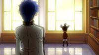 Yajima confronting Siegrain