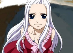 Mirajane talks to Elfman