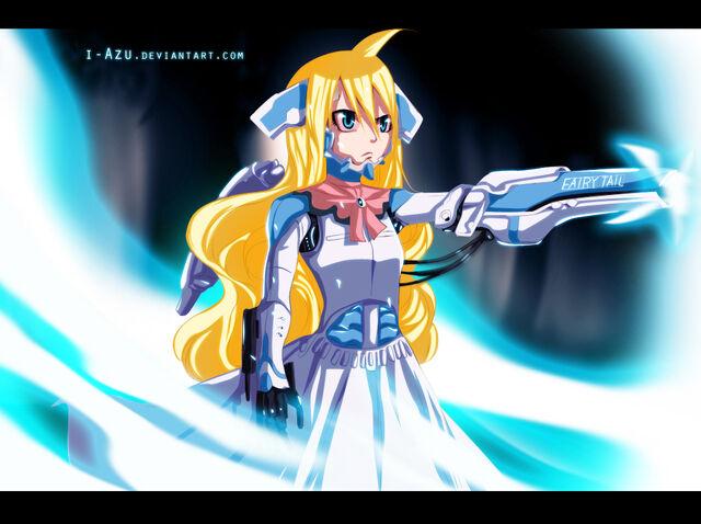 File:Mavis Vermilion Cyborg by i-azu.jpg