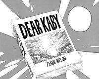 Dear Kaby manga