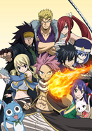 Fairy Tail (2014) Promotional Poster