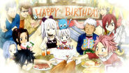 Lisanna's Birthday party
