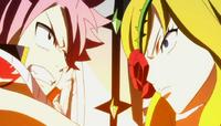 Natsu and Imitatia