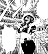 Cana's Victory Pose