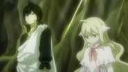 Mavis asks Zeref about powerful Magic