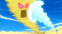 Sky Dragon's Roar vs. Sandstorm