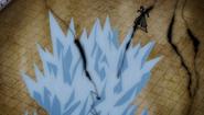 Sword of Frozen Black Lightning