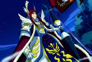 Farewell Fairy Tail Armor - Close