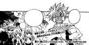 Natsu Preparing To Torture Garou Knights