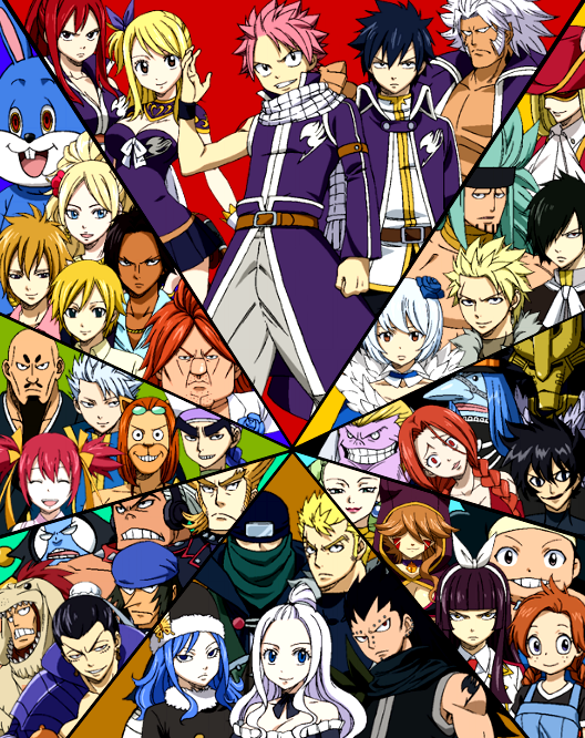 Image - Grand Magic Games Team Poster.png | Fairy Tail Wiki | FANDOM powered by Wikia