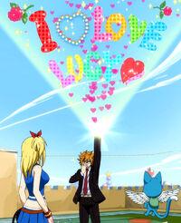 Leo's ray of love