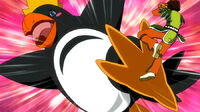 Take Over Pinguin