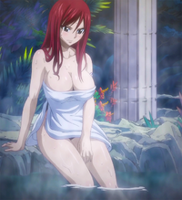 OVA 4 - Erza at the hot springs.png