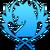 Blue pegasus symbol.png