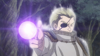 Precht training his Magic