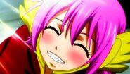 Meredy's smile