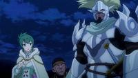 Arcadios reveals the Rescue Team