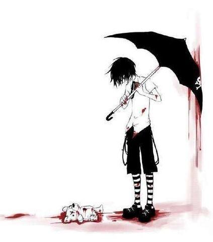 File:Boy with umbrella.jpg