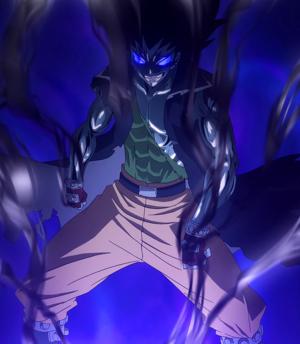 Iron Shadow Dragon Mode