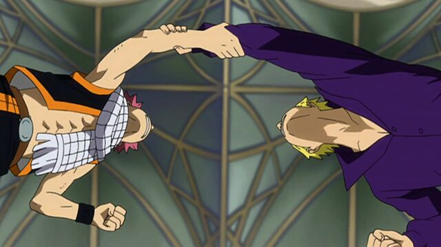 File:Natsu & Laxus fist-off.jpg