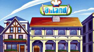 8 Island