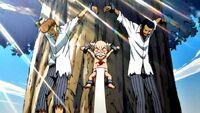 Old ones atacked OVA 2