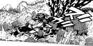 The Giant vs. Black Dragon