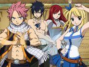 Fairy Tail, Team Natsu
