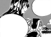 Ultear i Meredy rozmawiają o Lucy