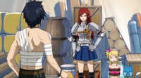 Erza Disappointed