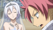 Natsu and Lisanna filler wedding