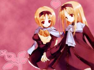 Yuki twins