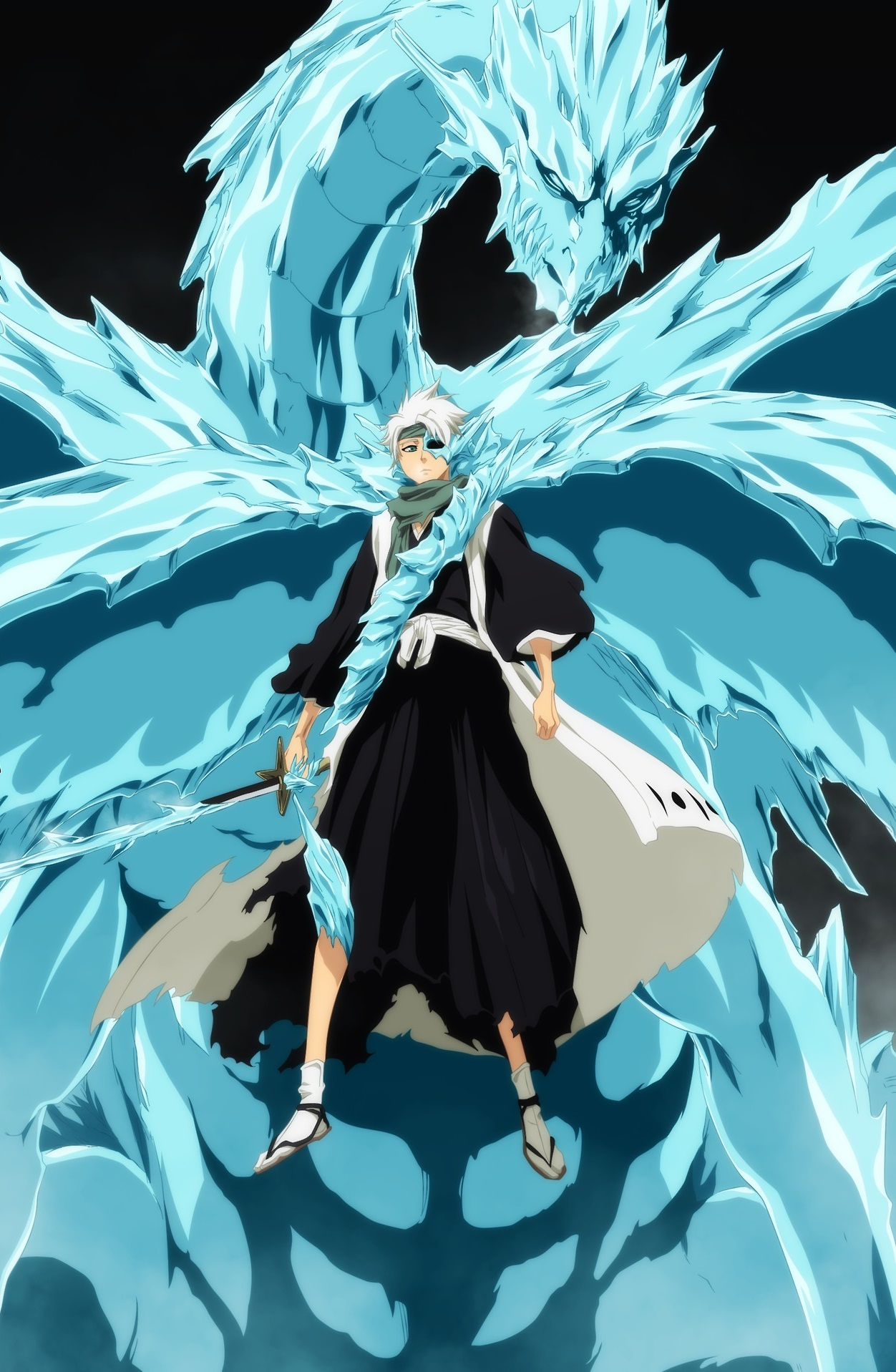 Magie du chasseur de dragon de glace wiki fairy tail fanon fandom powered by wikia - Embleme de fairy tail ...