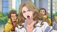 Alessa's anger