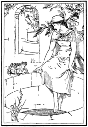 Page 227 illustration in English Fairy Tales