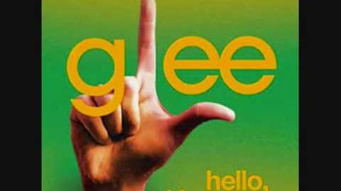 Glee - Hello, I love you with Lyrics-0