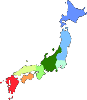 Climate Japan