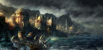 Port of Arianna