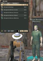 Recipe Merchant