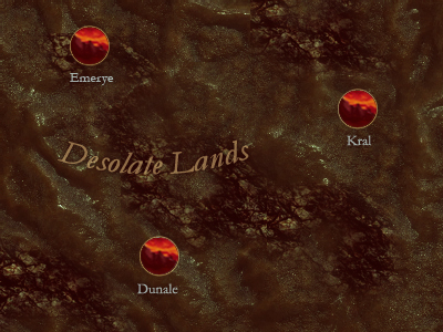 Desolate Lands