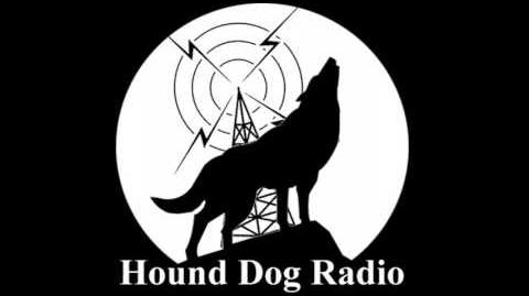 Hound Dog Radio Mike-A-Bomp Bop