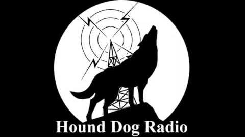 Hound Dog Radio Mail and Song Who's Afraid of the Big Bad Wolf by Henry Hall