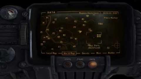 Fallout New Vegas MYTH LAKE MEAD MONSTER