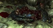 Deathclaw sanctuary corpses