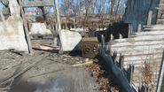 FO4 Westing estate safe